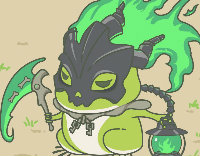 CD锤石创始人青蛙