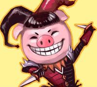 小猪是超级大帅Bi