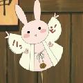 兔子变的小魔女